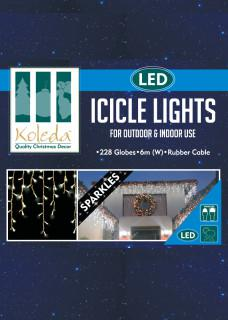 icicle lights box