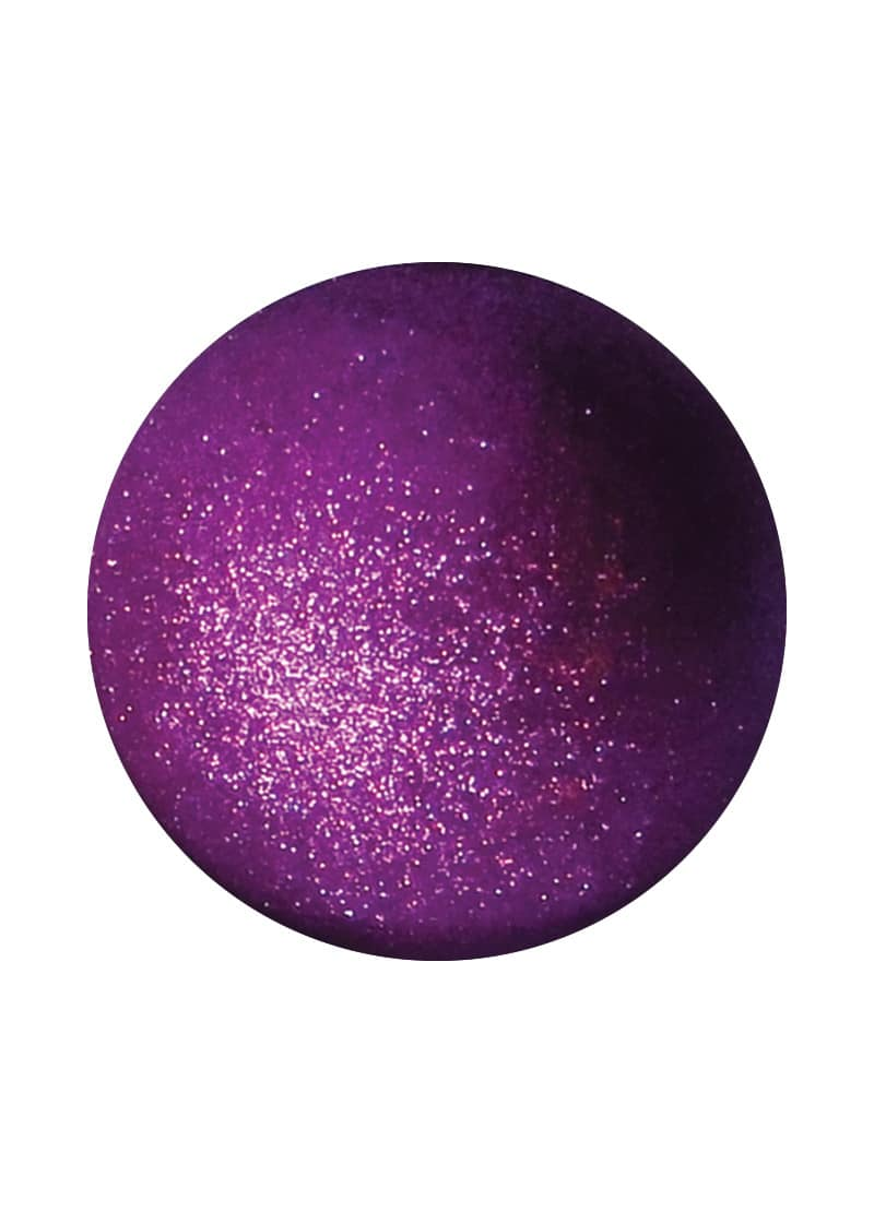 Glitter purple baubles the cps warehouse