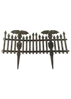 fences halloween