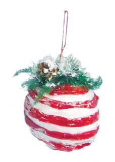 candy ball hanging ornaments