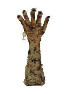 Mummy hand animated