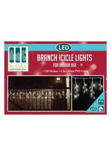 branch icicle lights box