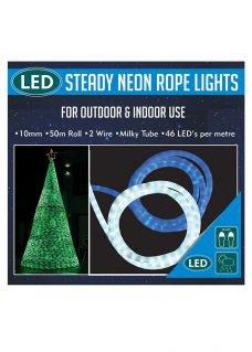 Neon LED Rope lights box