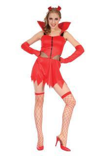 sexy devil costume woman