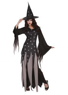 Witch Costume Woman