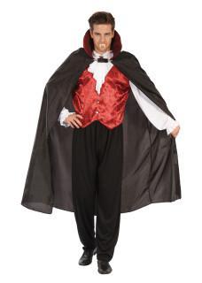 Vampire costume men