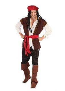 Pirate costume men