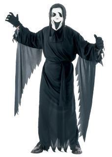 Scream costume men
