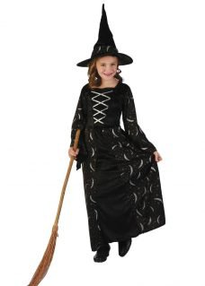 Witch Costume Girl