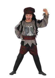 Pirate costume boy