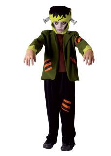 Frankestein costume boy