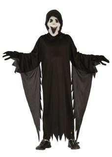 Scream costume boy