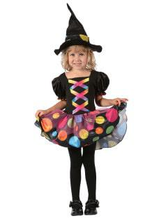 witch costume toddler