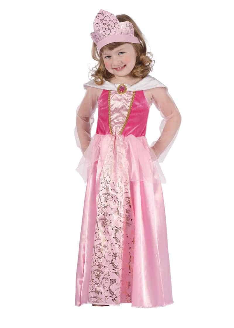 Princess dress costume toddler