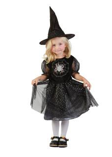 Witch dress costume toddler