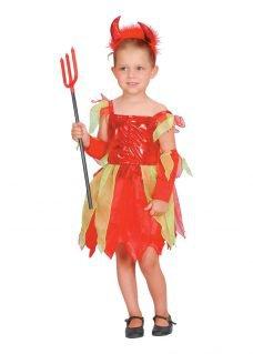Devil costume toddler