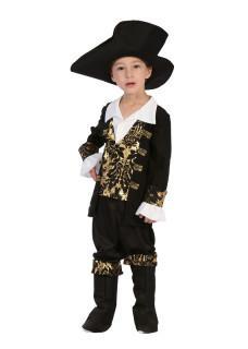 Pirate costume toddler