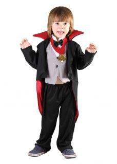 Vampire costume toddler