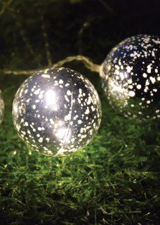 star ball battery lights