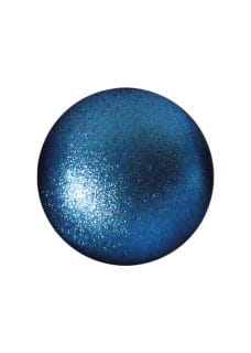 Glitter Blue Baubles