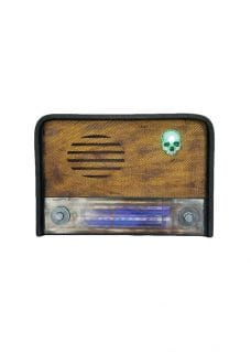 haunted radio decor