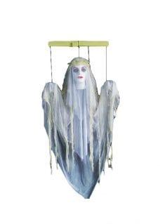 floating ghost halloween decor