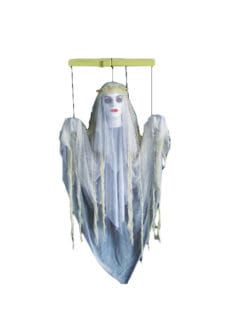 floating ghost halloween decor