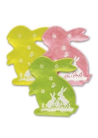 Rabbit Platter