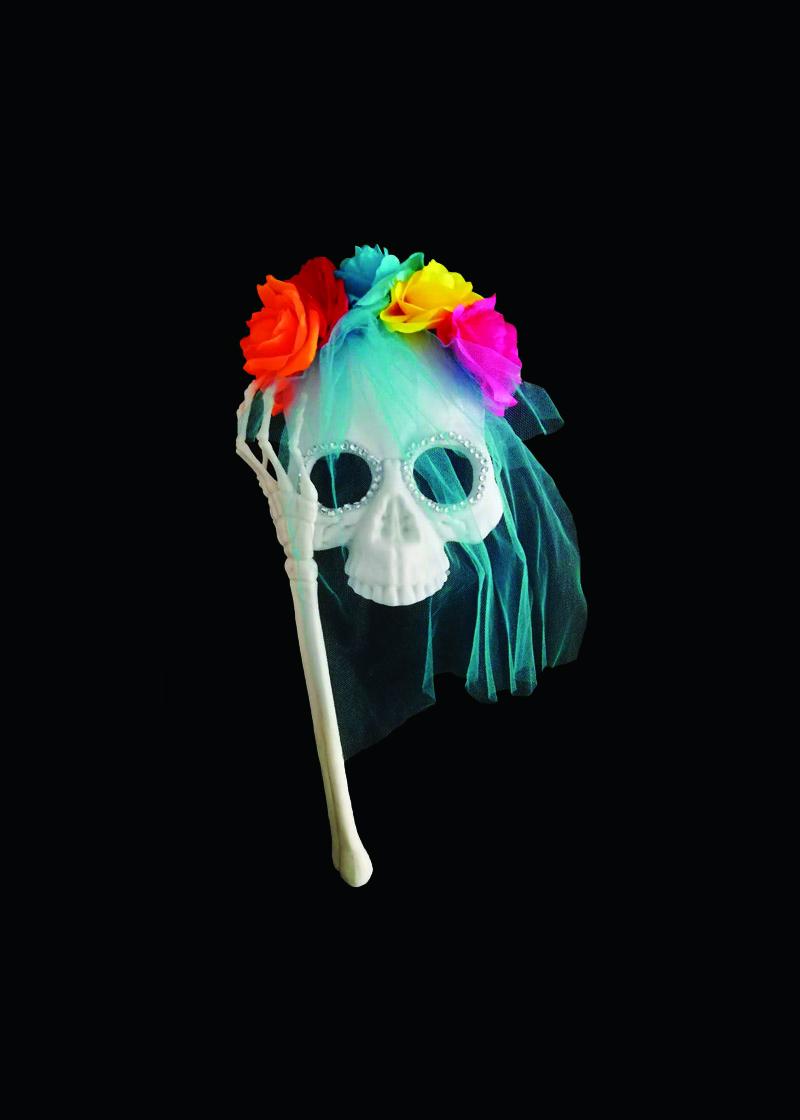 DOD Skeleton Mask