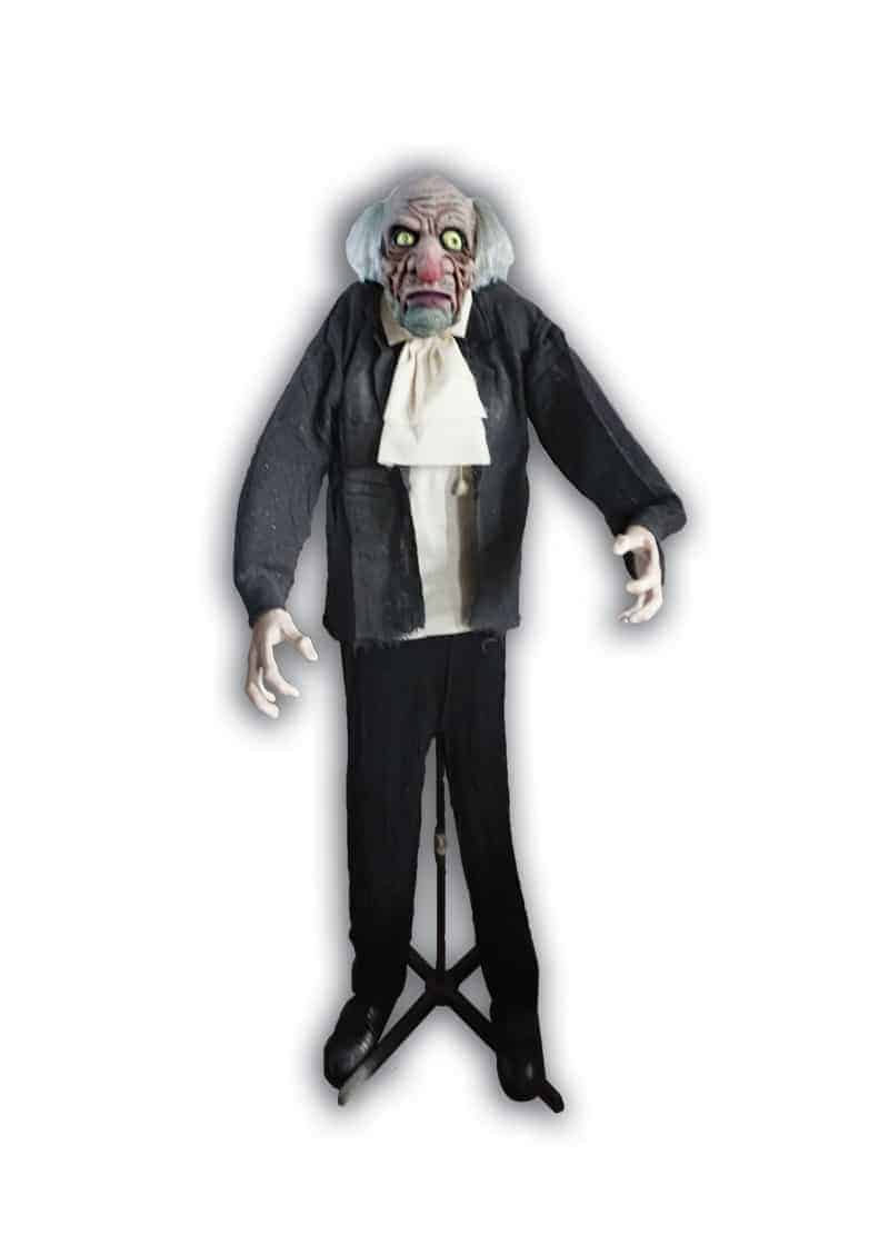 animated standing butler ghoul 1.5m | the cps warehouse