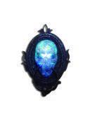 skull door knocker