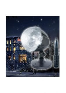 snow projector