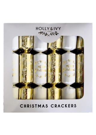 gold merry crackers