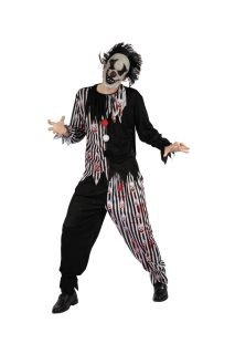 Bloody Clown Costume