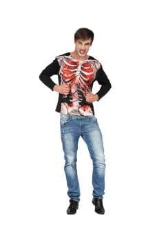 Skeleton/Organ shirt