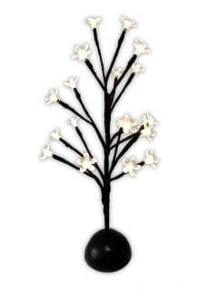 blossom tree black warm white