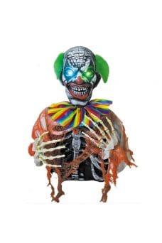 halloween decor clown