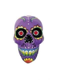 halloween decor skull
