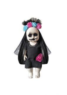 halloween decor doll