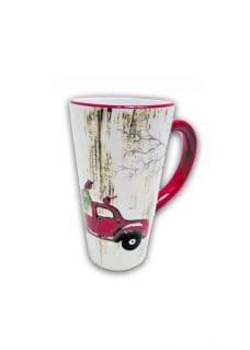 Christmas tableware mug
