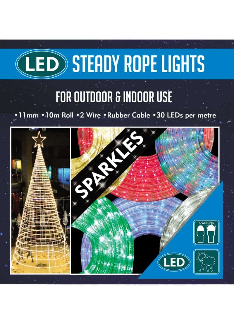 Led Rope Light 10m Outdoor