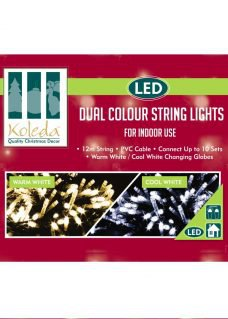 colour changing string lights